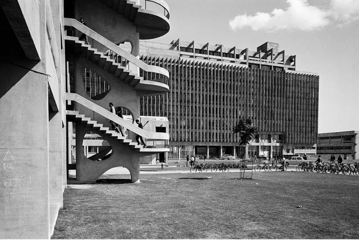 IIT Delhi, c. 1968