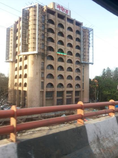 Rendering bureaucracy (NAFED, Delhi). Photograph by Samprati Pani.