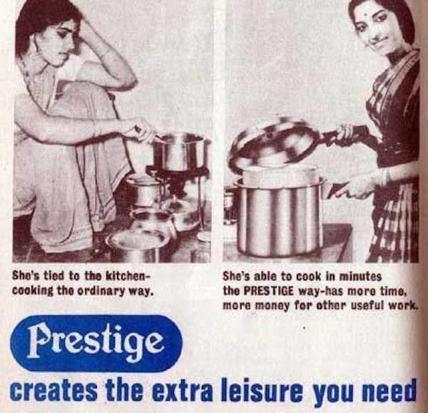 Prestige modernism.