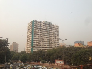Rendering bureaucracy (Devika Tower, Nehru Place, Delhi).